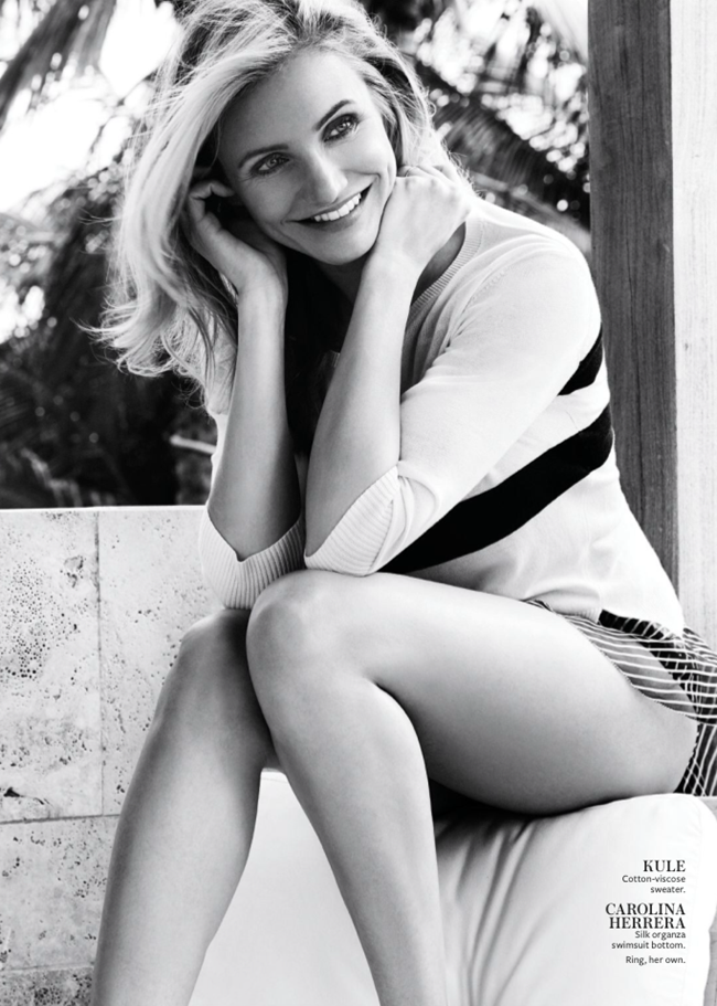 INSTYLE MAGAZINE Cameron Diaz by Giampaolo Sgura. Melissa Rubini, May 2014, www.imageamplified.com, Image amplified (3)