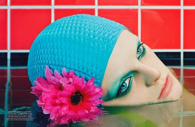 VOGUE GERMANY Hanne Gaby Odiele by Miles Aldridge. Julia Sarr-Jamois, June 2014, www.imageamplified.com, Image amplified (3)