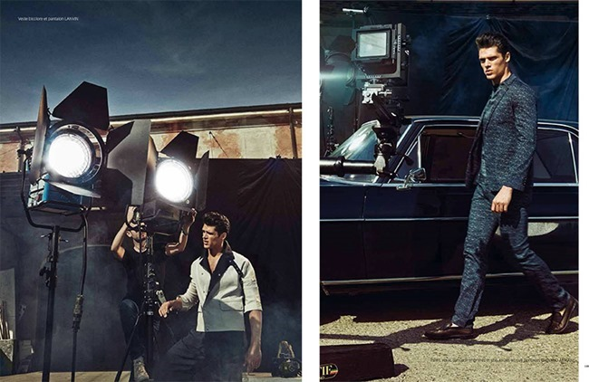 APOLLO MAGAZINE Brian Shimansky by Urivaldo Lopes. Fleur Huynh Evans, Spring 2014, www.imageamplified.com, Image Amplified