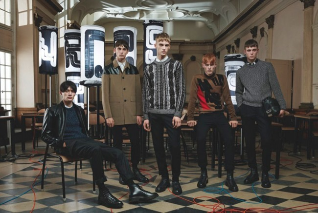 CATALOGUE Dior Homme Fall 2014 by Karim Sadli. www.imageamplified.com, Image Amplified (5)
