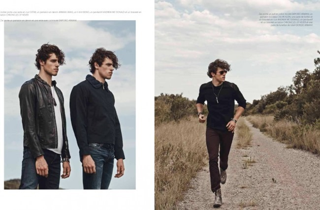 APOLLO MAGAZINE Jordan & Zac Stenmark in The Outback by Trevor King. Fleur Huynh Evans, Spring 2014, www.imageamplified.com, Image amplified (5)