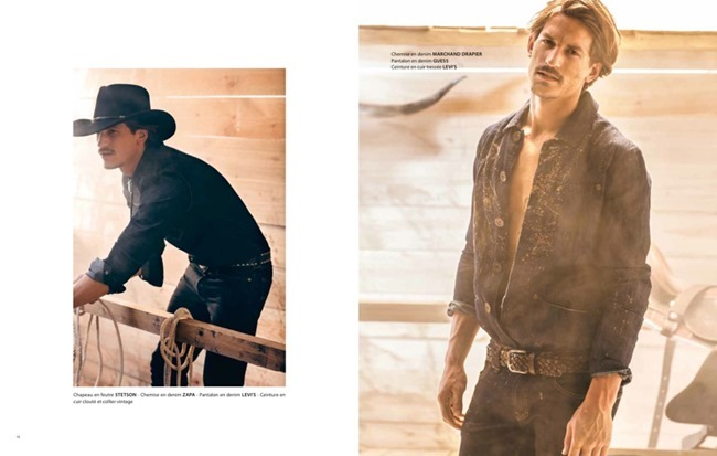 APOLLO MAGAZINE Jarrod Scott in Lonesome Cowboy by Francois Rousseau. Fleur Huynh Evans, Spring 2014, www.imageamplified.com, Image amplified (4)