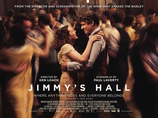 UPCOMING MOVIE PREMIERES Jimmy's Hall Premiere at the BFI Southbank in London, May 28th 2014