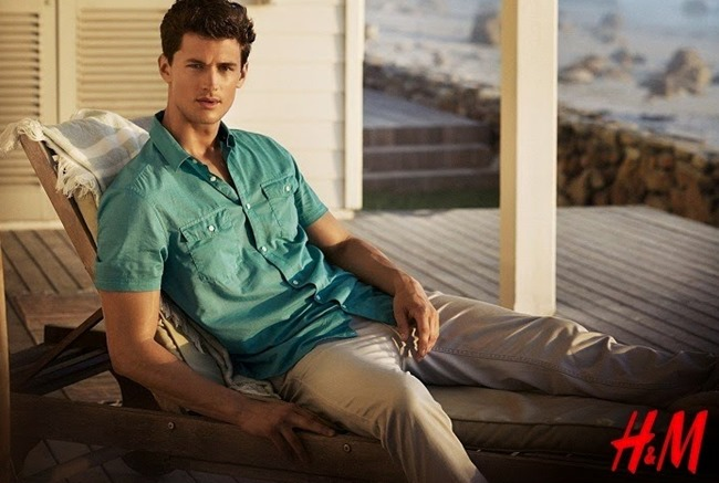 CAMPAIGN Garrett Neff & Henrik Fallenius for H&M Spring 2014 by Peter Gehrke, www.imageamplified.com, Image Amplified (5)