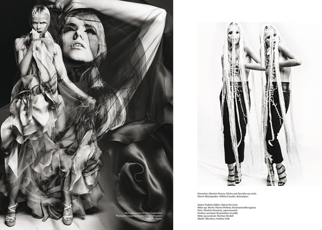 L'OFFICIEL HELLAS Mia Stass by Errikos Andreou. Ilias Laskaris, Spring 2014, www.imageamplified.com, Image Amplified (1)