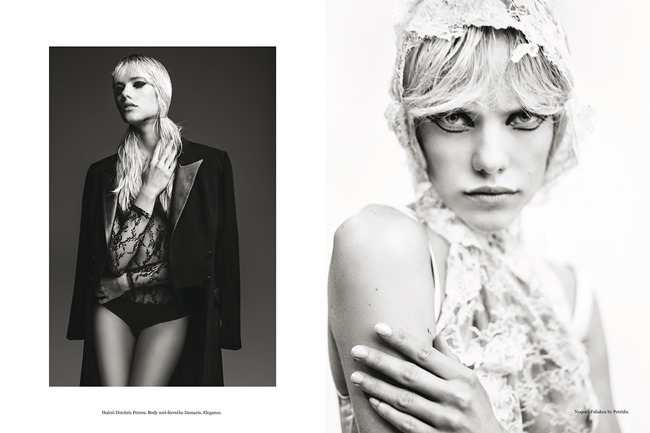 L'OFFICIEL HELLAS Mia Stass by Errikos Andreou. Ilias Laskaris, Spring 2014, www.imageamplified.com, Image Amplified (3)