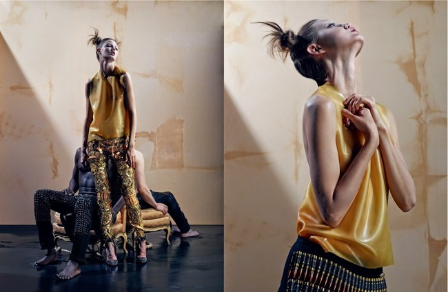 SYSTEM MAGAZINE Lindsey Wixson by Matthew Stone. Panos Yiapanis, Spring 2014, www.imageamplified.com, Image Amplified (8)