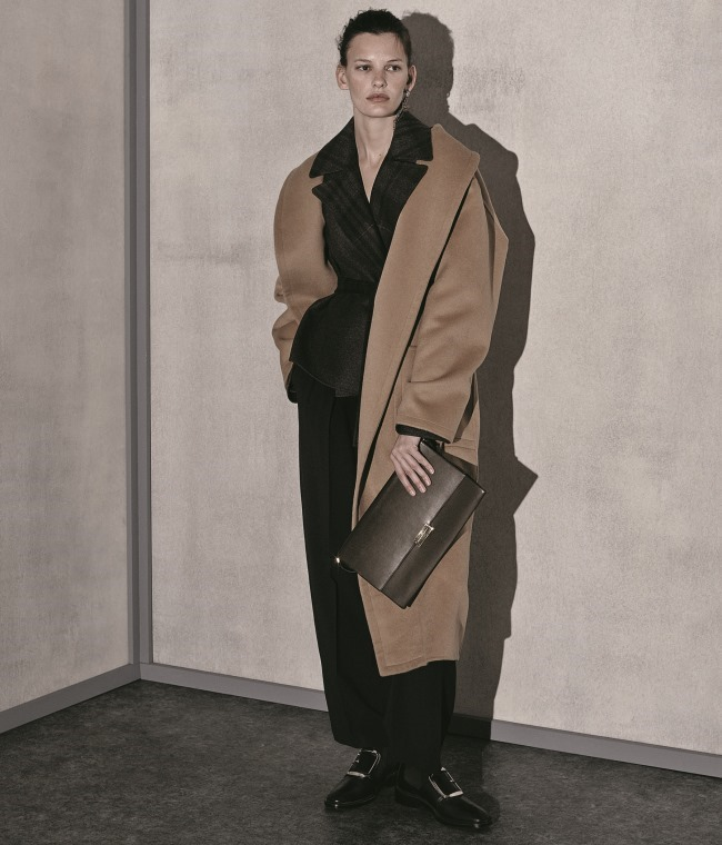 WSJ MAGAZINE Amanda Murphy in A Soft Touch Ease Into Fall With Light Coats by Josh Olins. Clare Richardson, Spring 2014, www.imageamplified.com, Image Amplified (5)