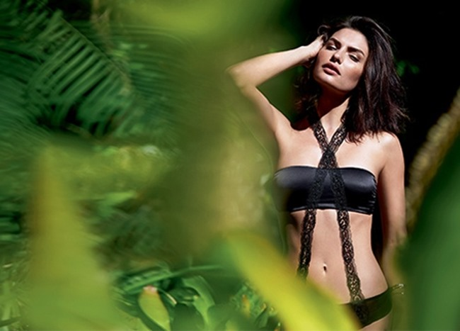 CAMPAIGN Alyssa Miller for Intimissimi Summer Lingerie 2014 by David Bellemere. www.imageamplified.com, Image Amplified (3)