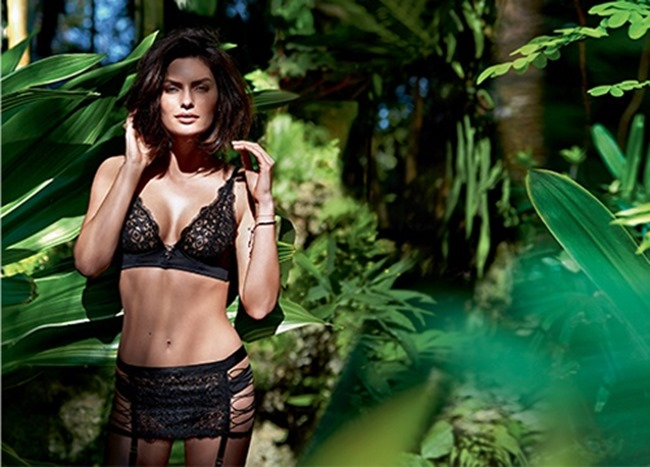 CAMPAIGN Alyssa Miller for Intimissimi Summer Lingerie 2014 by David Bellemere. www.imageamplified.com, Image Amplified (5)