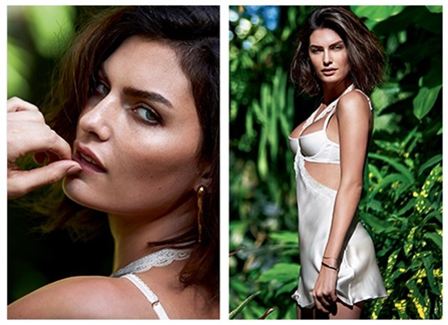 CAMPAIGN Alyssa Miller for Intimissimi Summer Lingerie 2014 by David Bellemere. www.imageamplified.com, Image Amplified (9)
