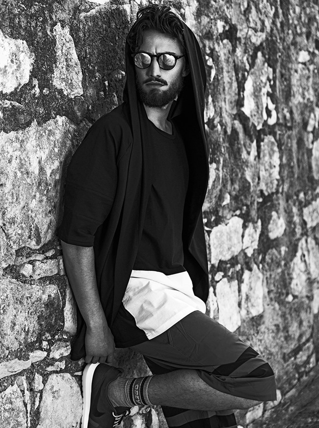 IMAGE AMPLIFIED EXCLUSIVE Lucrezia N, Lorella P & Gianluca P in The Wild Thought by Giuseppe Vitariello. Francesco Fidati, Summer 2014, www.imageamplified.com, Image Amplified (4)