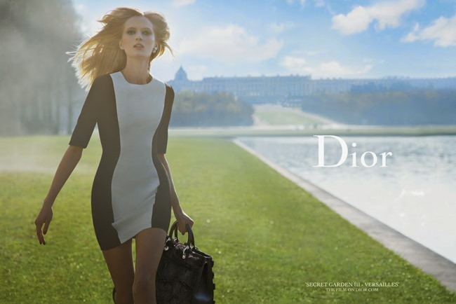 CAMPAIGN Daria Strokous, Fei Fei Sun & Katling Aas for Dior Secret Garden 3 2014 by Inez & Vinoodh. www.imageamplified.com, Image Amplified (2)