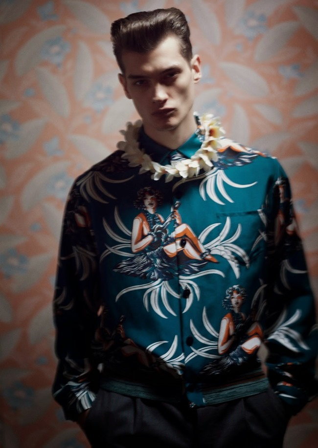 COMMON&SENSE MAGAZINE Branko Maselj in Bloom by Takay. Tsuyoshi Noguchi, Spring 2014, www.imageamplified.com, Image Amplified (3)