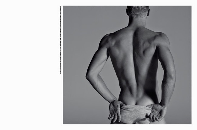 FEATURED MODEL Clark Bockelman & Axel Jonsson in Shaes of Grey by Milan Vukmirovic. www.imageamplified.com, Image Amplified (1)