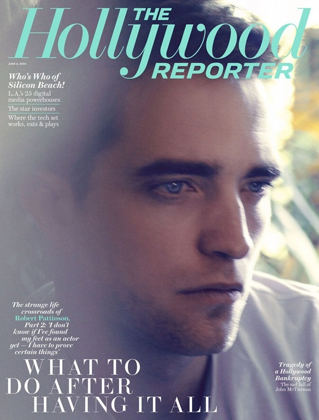 FEATURED MODEL Robert Pattinson for The Hollywood Reporter, June 2014. www.imageamplified.com, Image amplified (7)