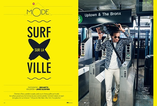 GQ FRANCE Brad Kroenig in Surf Sur La Ville by Ben Watts. James Sleaford, May 2014, www.imageamplified.com, Image Amplified (8)