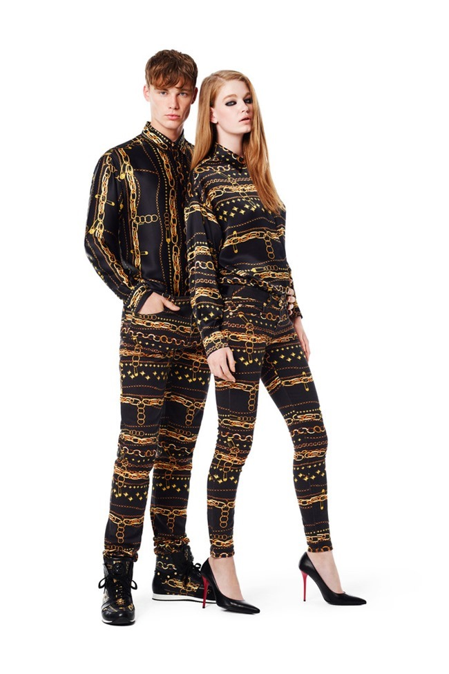 LOOKBOOK Versus Versace Fall 2014. www.imageamplified.com, Image Amplified (3)