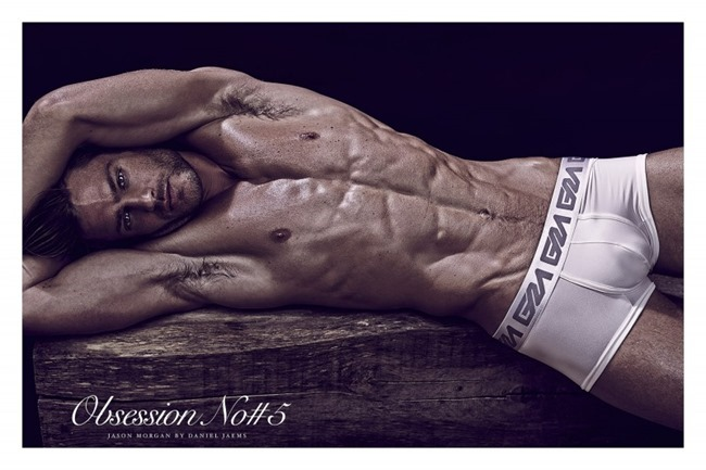 MASCULINE DOSAGE Jason Morgan in Obsession #5 by Daniel Jaems. Summer 2014, www.imageamplified.com, Image Amplified (1)