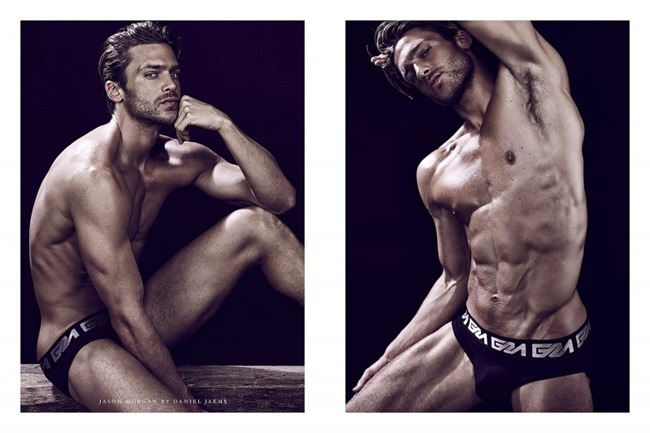 MASCULINE DOSAGE Jason Morgan in Obsession #5 by Daniel Jaems. Summer 2014, www.imageamplified.com, Image Amplified (2)