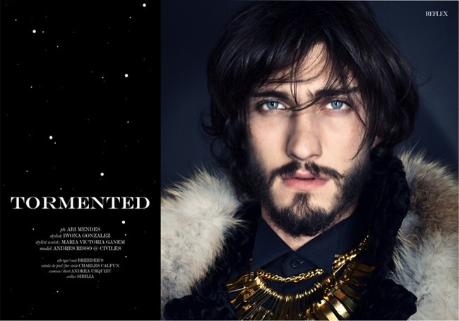REFLEX HOMME MAGAZINE Andres Risso by Ari Mendes. Summer 2014, www.imageamplified.com, image Amplified (2)