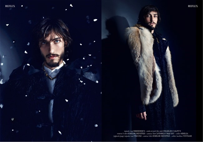 REFLEX HOMME MAGAZINE Andres Risso by Ari Mendes. Summer 2014, www.imageamplified.com, image Amplified (3)