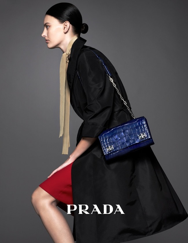 CAMPAIGN Amanda Murphy for Prada Pre-Fall 2014. www.imageamplified.com, Image Amplified (3)