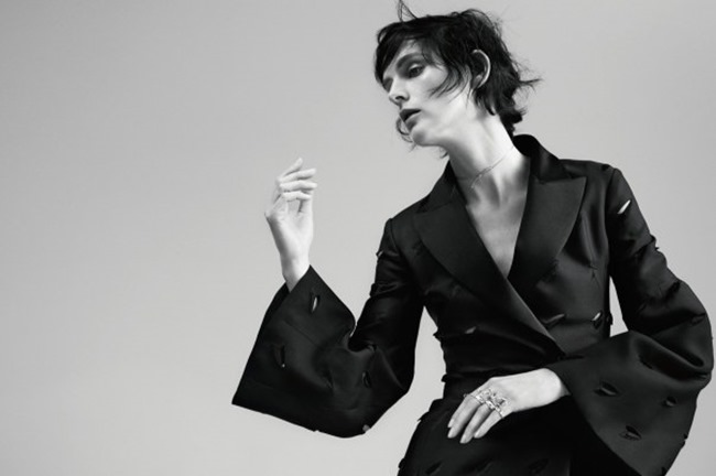 DIOR MAGAZINE Stella Tennant in Vaporous by Willy Vanderperre. Olivier Rizzo, Summer 2014, www.imageamplified.com, Image Amplified (4)