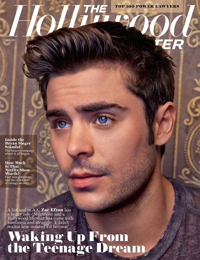 THE HOLLYWOOD REPORTER Zac Efron by Ruven Afanador. May 2014, www.imageamplified.com, Image Amplified (1)