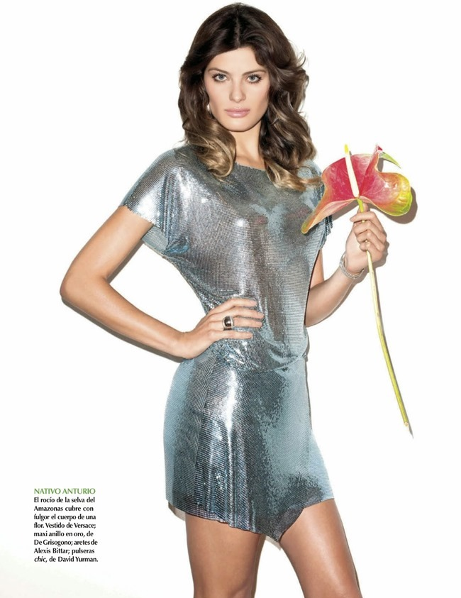 VOGUE MEXICO Isabeli Fontana in Fruto De Pasion by Terry Richardson. Sarah Gore Reeves, June 2014, www.imageamplified.com, Image Amplified (4)
