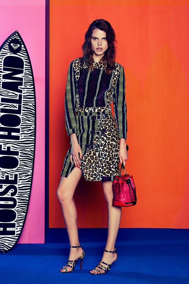 COLLECTION Josefin Gustafsson & Holly Rose for House of Holland Resort 2015. www.imageamplified.com, Image amplified (3)