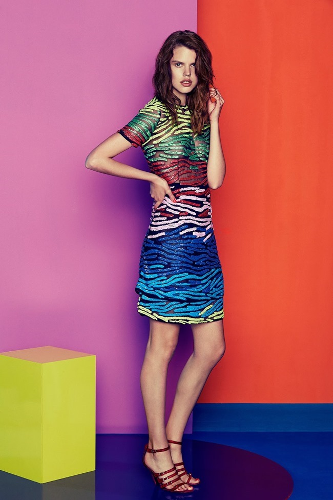 COLLECTION Josefin Gustafsson & Holly Rose for House of Holland Resort 2015. www.imageamplified.com, Image amplified (16)