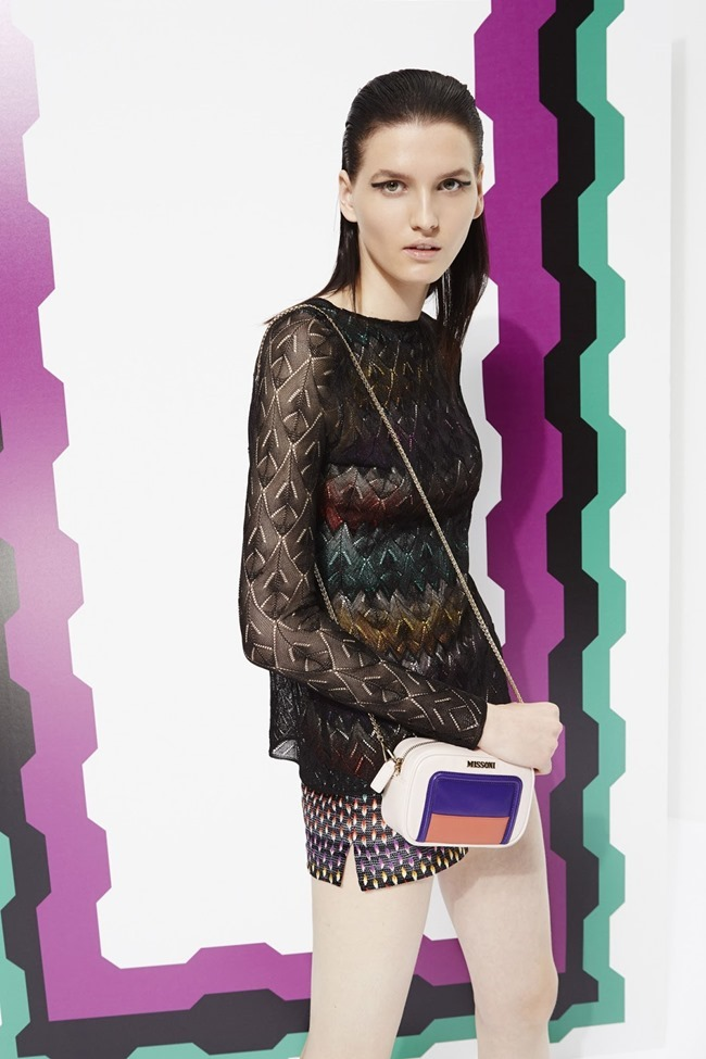 COLLECTION Katlin Aas for Missoni Resort 2015. www.imageamplified.com, Image Amplified (34)