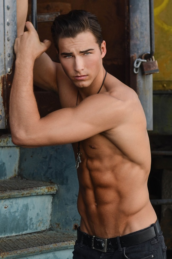 MASCULINE DOSAGE Nic Palladino by Emmanuel Sanchez. Summer 2014, www.imageamplified.com, Image Amplified (1)
