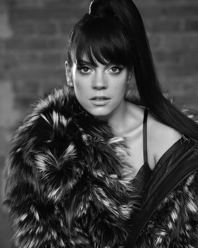 S MODA MAGAZINE Lily Allen by Eric Guillemain. May 2014, www.imageamplified.com, Image Amplified (3)