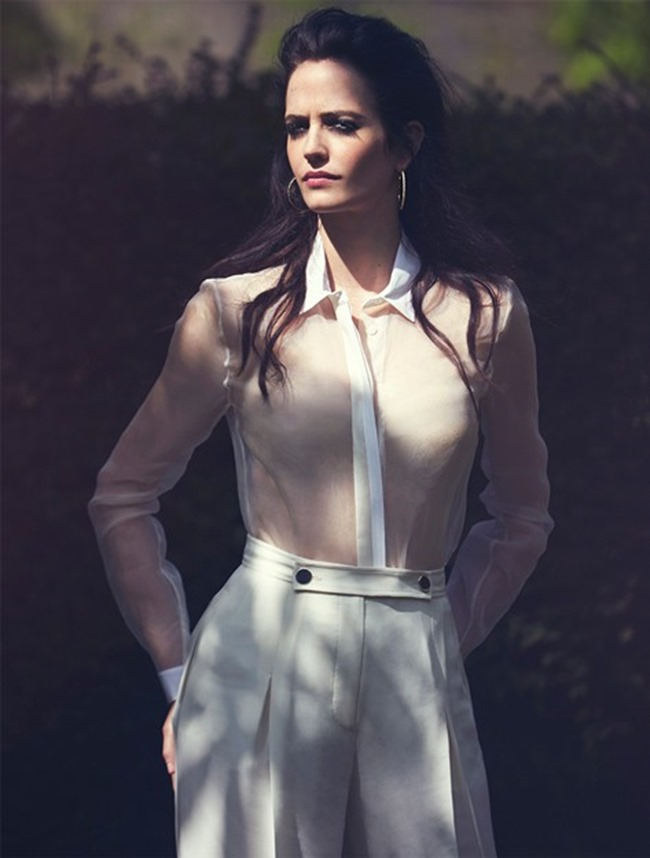 THE EDIT Eva Green in A True Modern Classic by David Bellemere. Natalie Brewster, May 22, 2014, www.imageamplified.com, Image Amplified (2)
