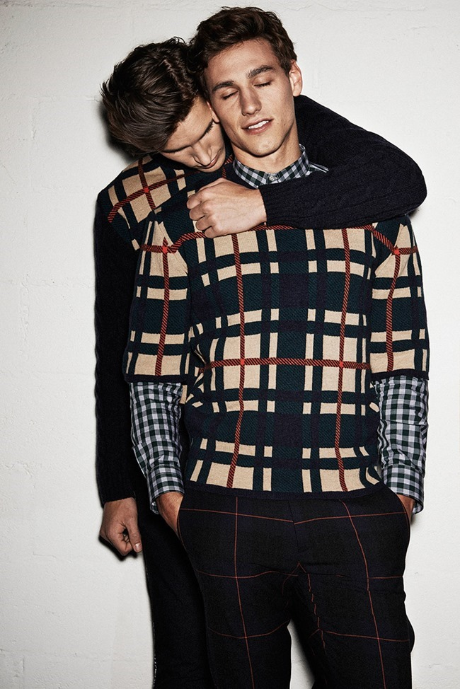 CAMPAIGN Mariano Ontanon & Dominik Bauer for MSGM Fall 2014 by Gimapaolo Sgura. www.imageamplified.com, Image Amplified (1)
