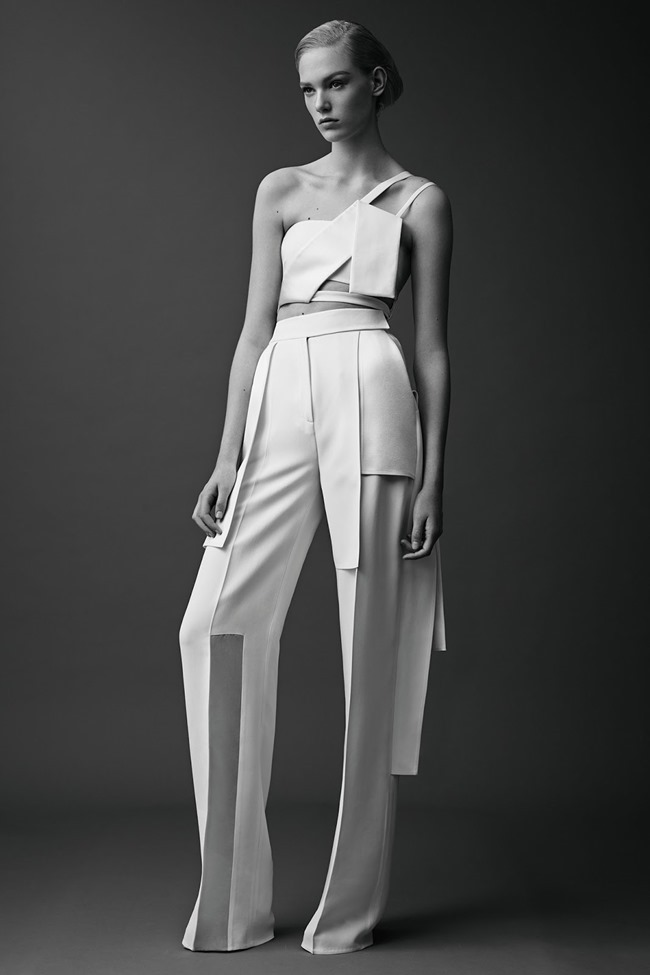 COLLECTION Charlene Hogger for Mugler Resort 2015. www.imageamplified.com, Image Amplified (3)