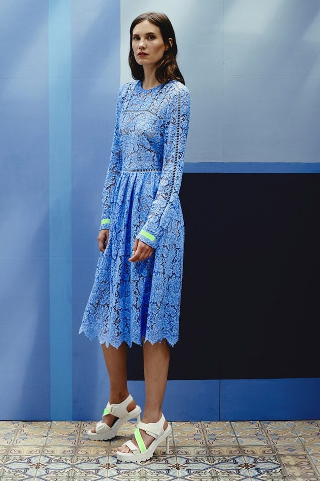 COLLECTION Drake Burnette for Preen by Thornton Bregazzi Resort 2015. www.imageamplified.com, Image Amplified (1)
