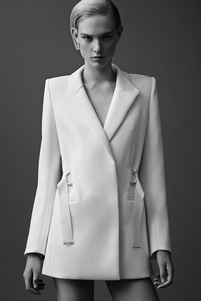 COLLECTION Charlene Hogger for Mugler Resort 2015. www.imageamplified.com, Image Amplified (1)