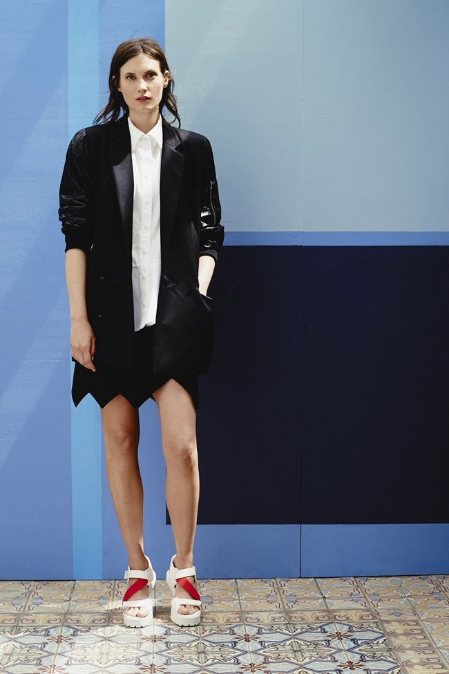 COLLECTION Drake Burnette for Preen by Thornton Bregazzi Resort 2015. www.imageamplified.com, Image Amplified (12)
