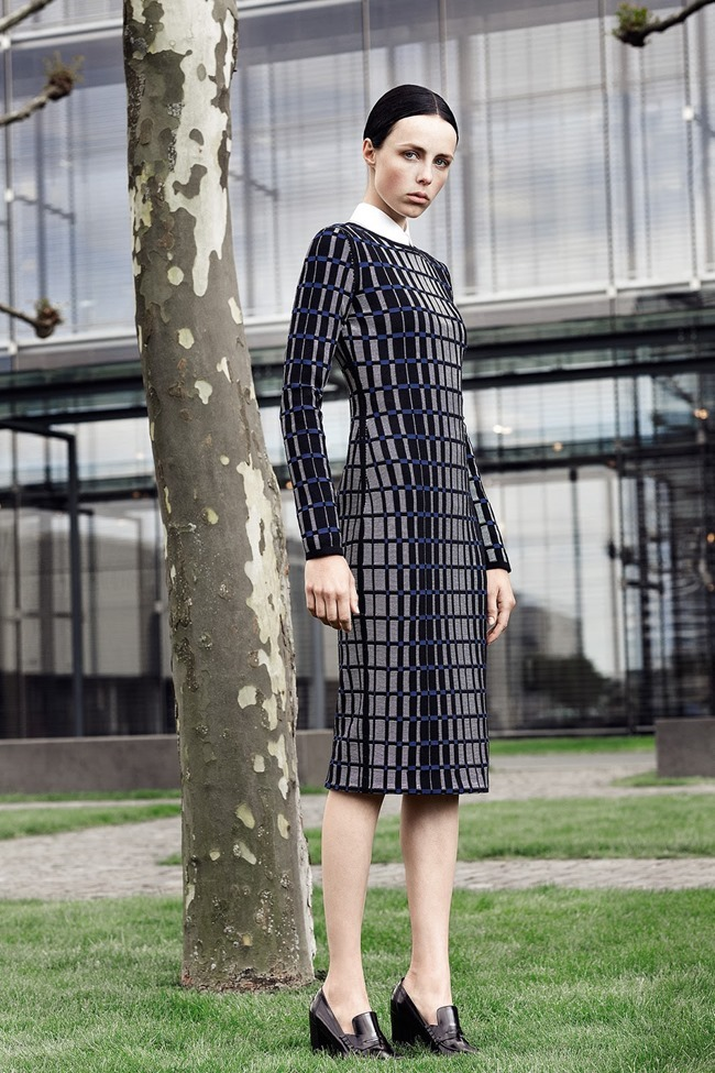 COLLECTION Edie Campbell for Hugo Boss Resort 2015. www.imageamplified.com, Image Amplified (4)