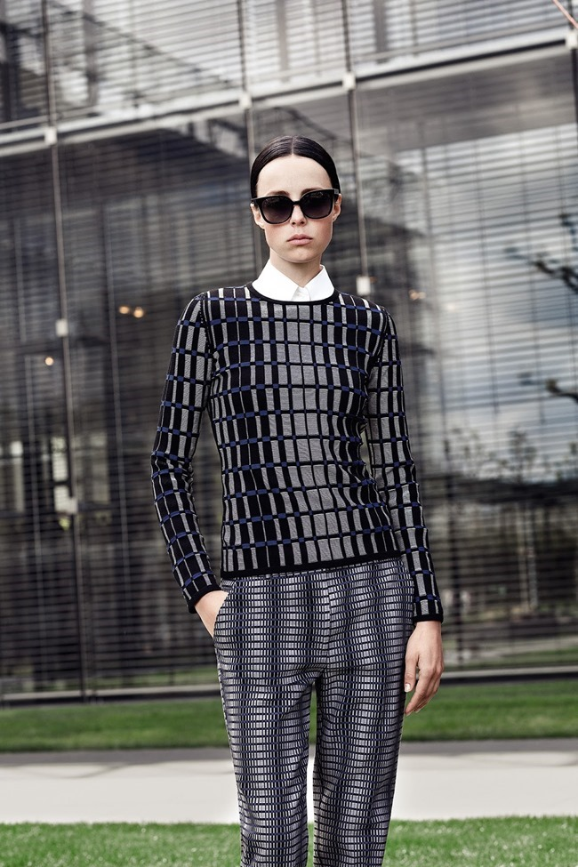 COLLECTION Edie Campbell for Hugo Boss Resort 2015. www.imageamplified.com, Image Amplified (5)