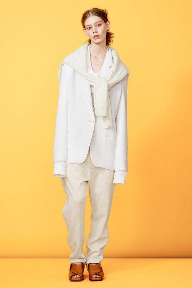 COLLECTION Charlotte Nolting, Ondria Hardin & Larissa Marchiori for Acne Studios Resort 2015. www.imageamplified.com, Image Amplified (4)
