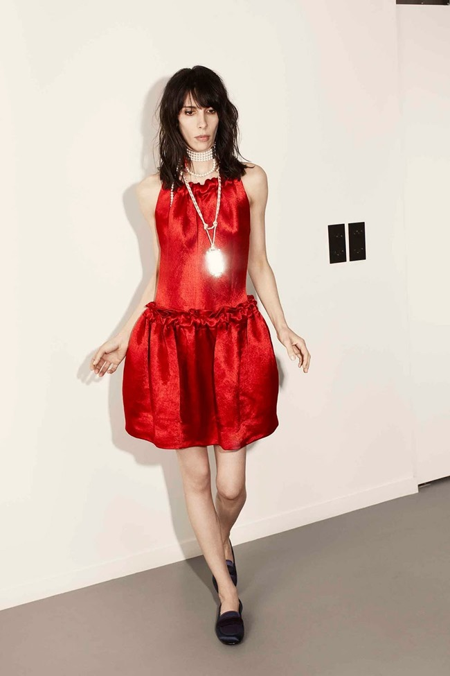 COLLECTION Jamie bochert & Annely Bouma for Lanvin Resort 2015. www.imageamplified.com, Image Amplified (9)