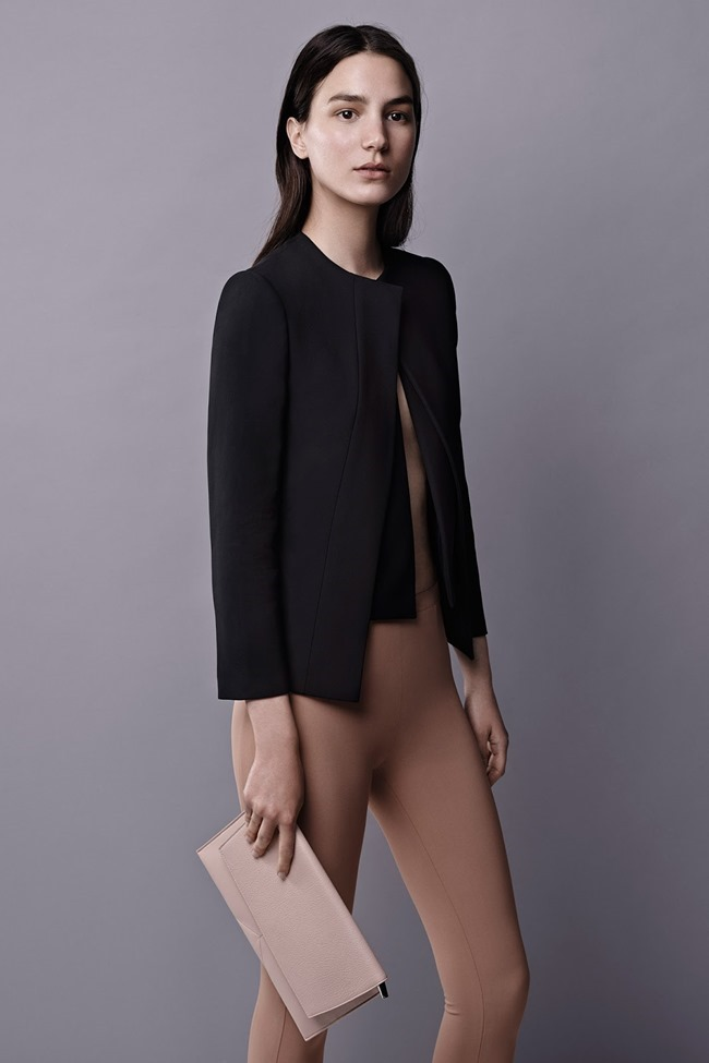 COLLECTION Ronja Furrer & Mijo Mihaljcic for Narciso Rodriguez Resort 2015. www.imageamplified.com, Image Amplified (11)