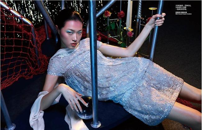 HARPER'S BAZAAR CHINA Tian yi in Cambon Club by Yi Chao. Lucia Liu, June 2014, www.imageamplified.com, Image Amplified (5)