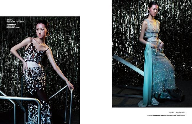 HARPER'S BAZAAR CHINA Tian yi in Cambon Club by Yi Chao. Lucia Liu, June 2014, www.imageamplified.com, Image Amplified (4)