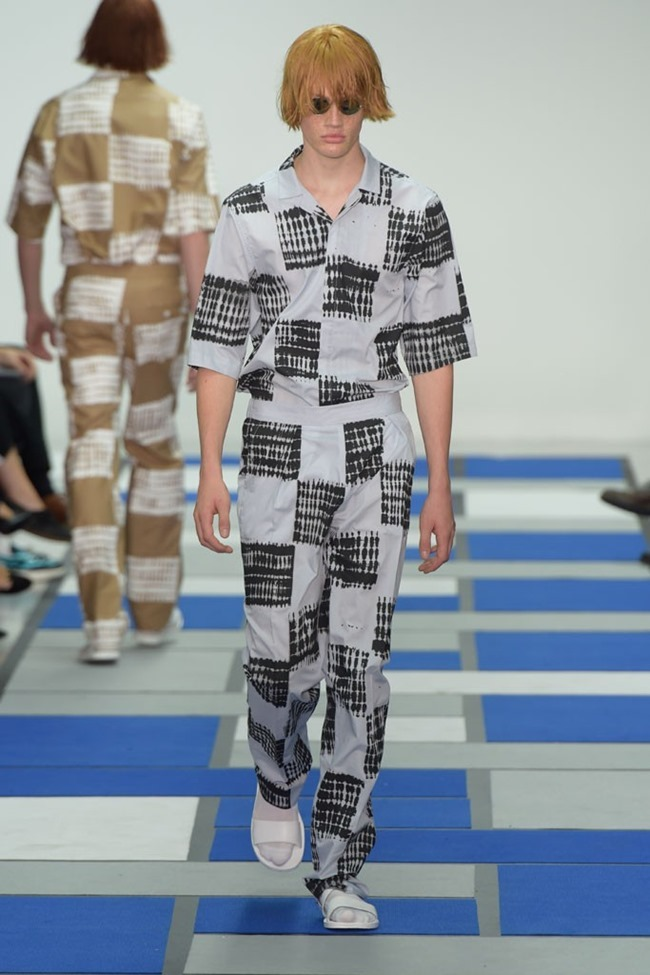 LONDON COLLECTIONS MEN Agi & Sam Spring 2015. www.imageamplified.com, Image Amplified (14)