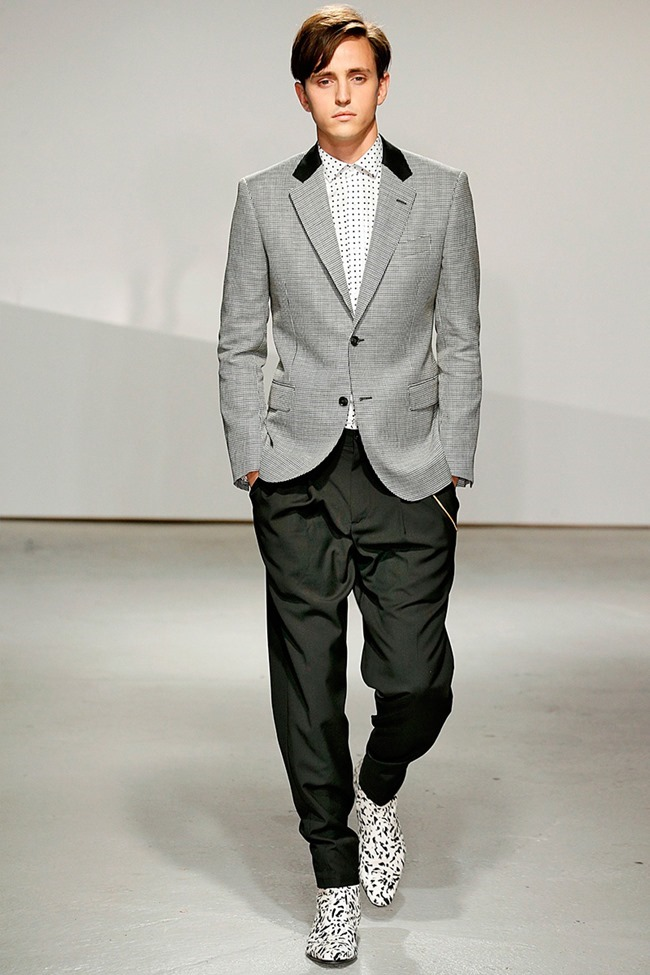 LONDON COLLECTIONS MEN Kent & Curwen Spring 2015. www.imageamplified.com, Image Amplified (7)